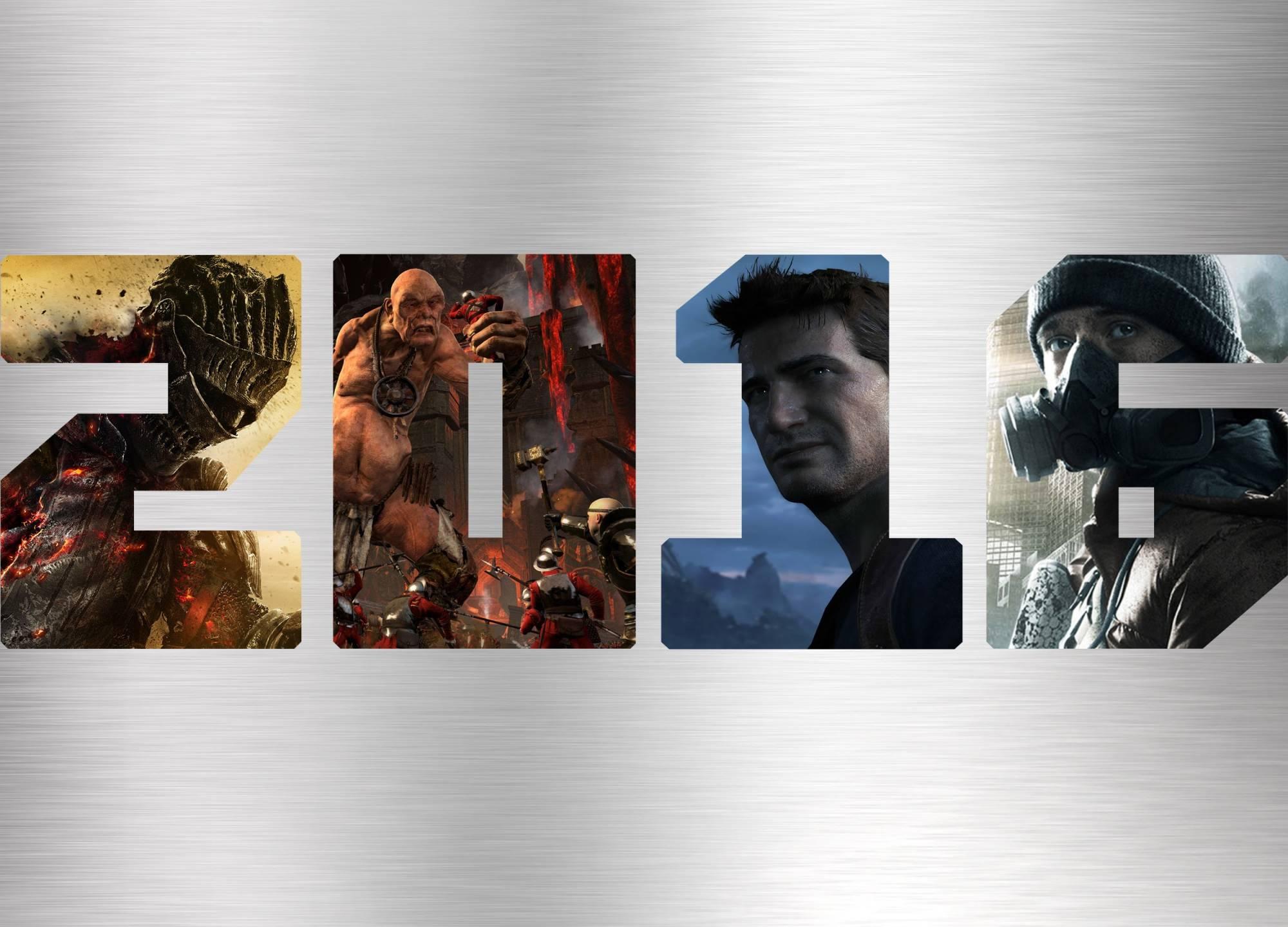 5 ожидаемых игр 2016 года новости Новинки 2016г. Во что поиграть в 2016 году